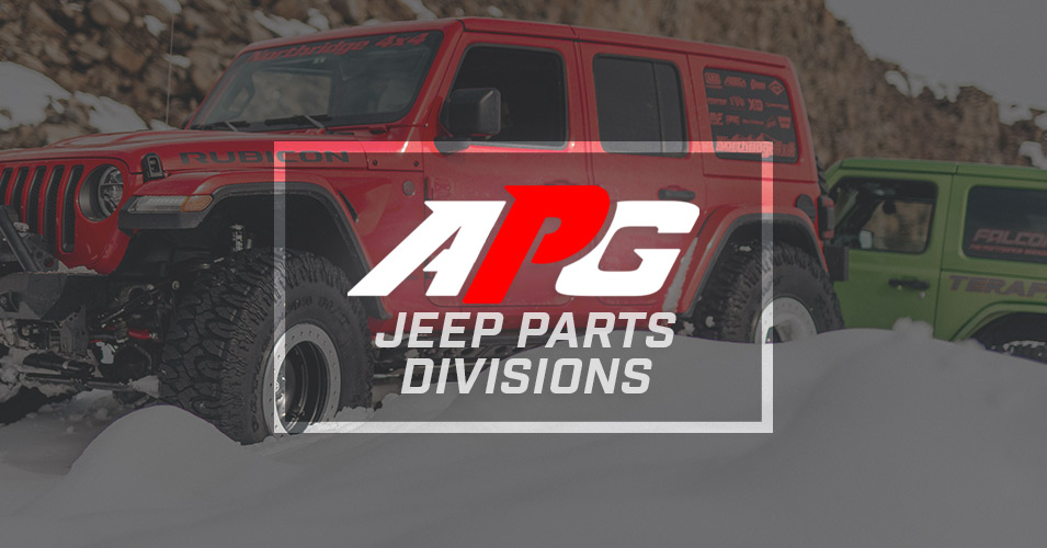 Aftermarket Jeep Parts & Accessories!